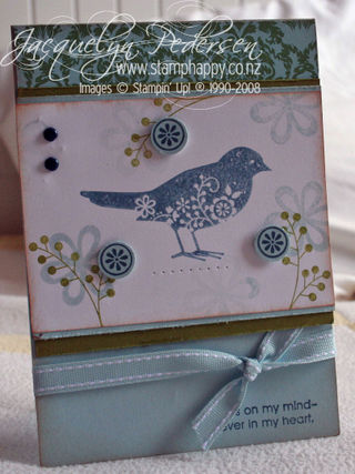 stampin up classes