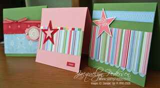 {Quick and Easy Cards from Simply Scrappin' Kits}