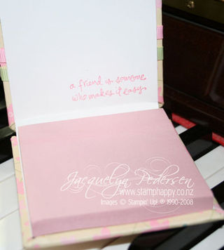{Simply Said Post-It Gift}