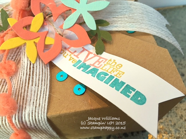 stampin up grand vacation blog hop hawaiian flower fair framelits