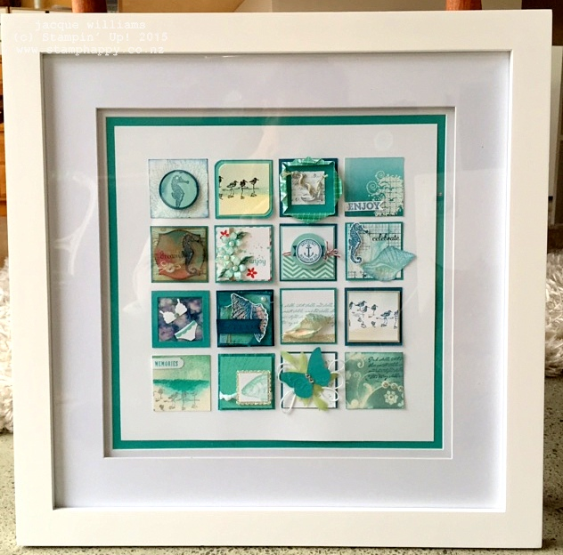 Nautical Home Decor Framed Art from the Caribbean Cruise