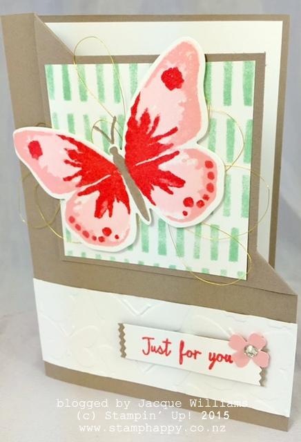 stampin up watercolor wings watercolour