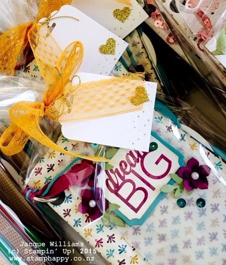 stampin up books bohemian team gifts