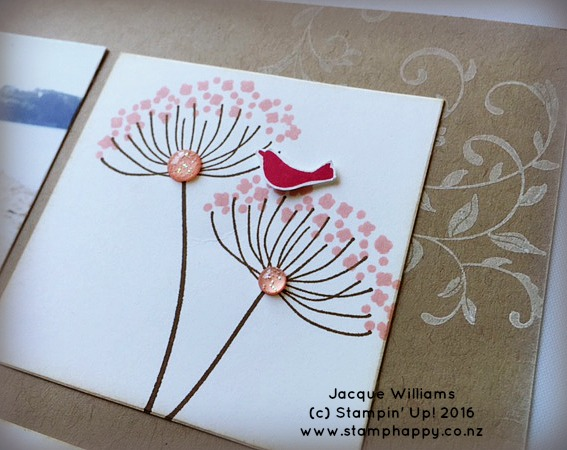 stampin up first sight summer silhouettes scrapbooking