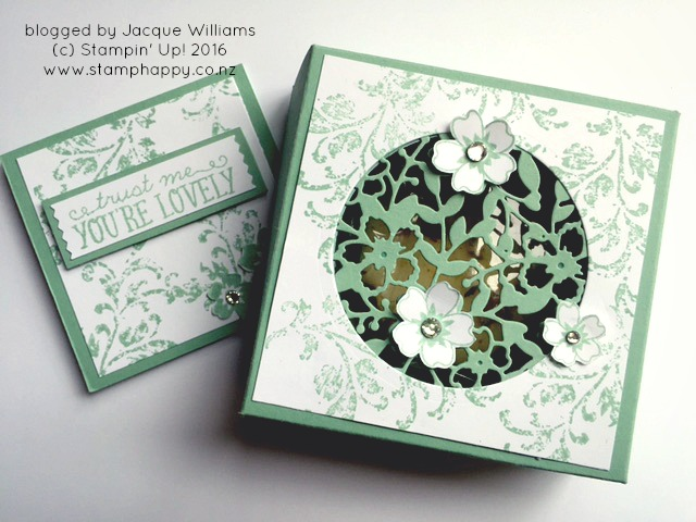 stampin up bloomin' heart box timeless textures stamphappy new zealand