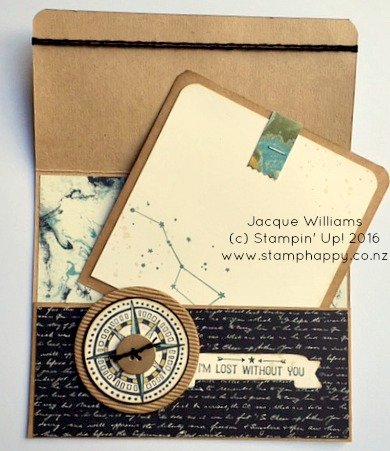 stampin up going global masculine wallet tag card diy birthday jacque williams new zealand