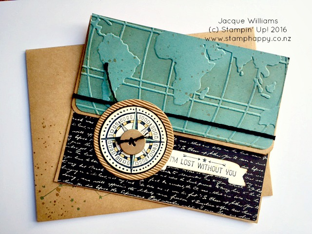 stampin up going global world traveller jacque williams new zealand