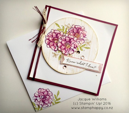 stampin up what I love jacque williams new zealand stamphappy