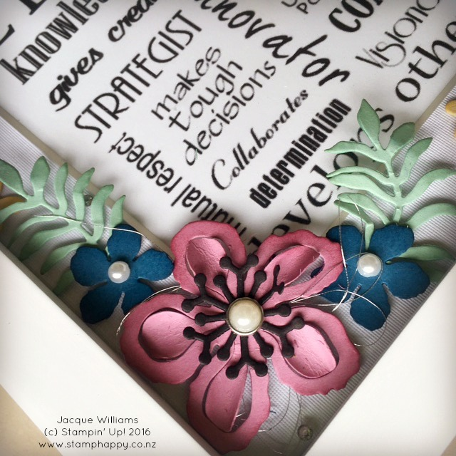 stampin up botanical blooms leadership creative inkers