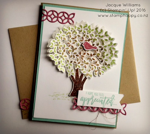 stampin up thoughtful branches krista frattin sweet sugarplum