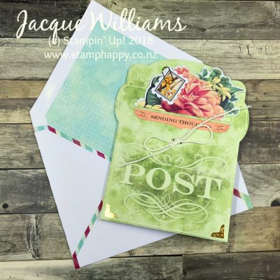 Precious Parcel Card Kit – A Free SaleABration Gift!