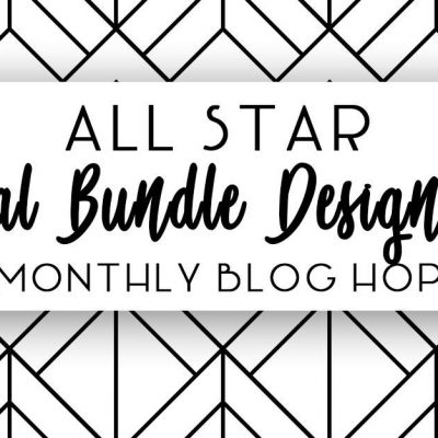 All Stars Design Team Blog Hop – Flowering Desert