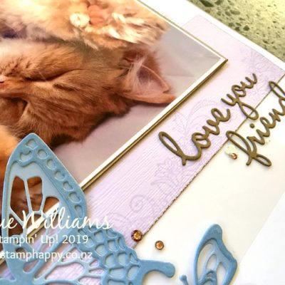 Beauty Abounds Double Page Layout – All Stars Blog Hop May 2019!