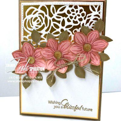 Floral Essence – Colour Inkspiration Crew Blog Hop #58