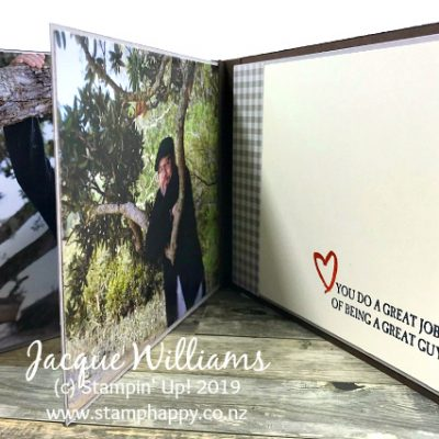 A Good Man Mini Album – All Stars July Blog Hop!