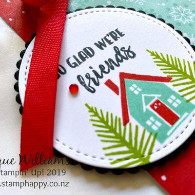 DIY Christmas Gift Bags!