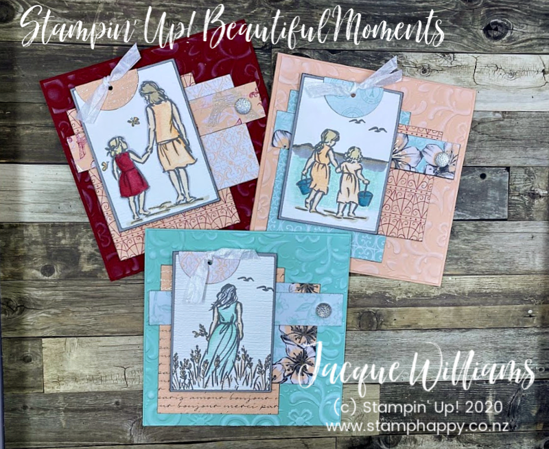 stampin up beautiful moments sympathy birthday card parisian blossoms flourish feminine stampin blends alchohol markers