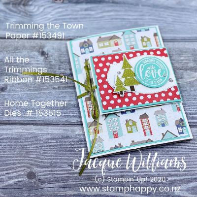 Double Opening Double Flap Card!  Global Video Blog Hop