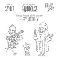 You've Got Style Birthday Card – Video Tutorial!