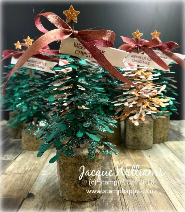 Sprig Punch Christmas Tree