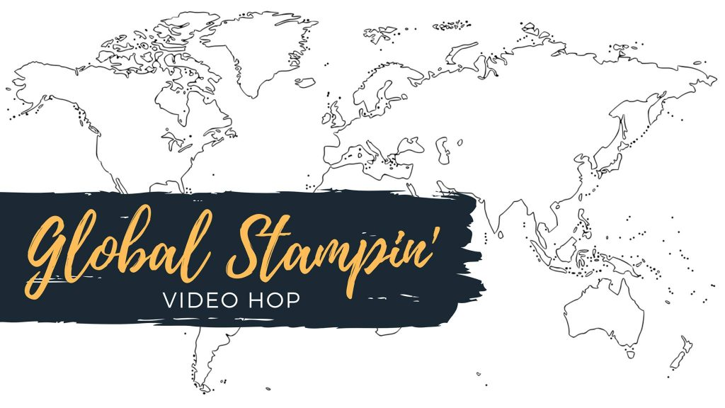 stampin up video blog hop jacque williams jackie new zealand techniques tutorials video