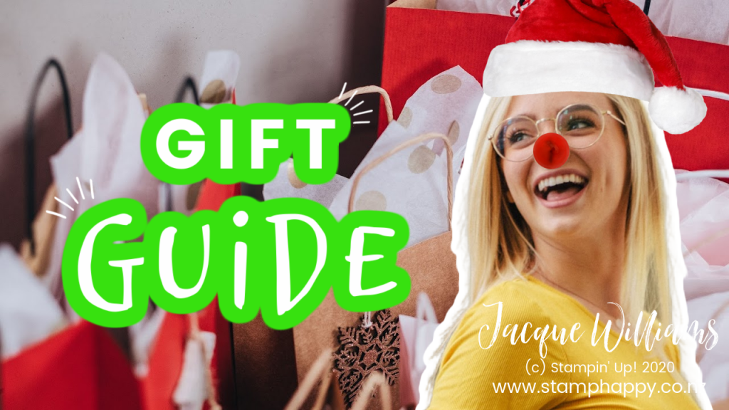 stamping up new zealand gift guide gift idea ideas what do I get someone who has everything what do i get my crafting friend craft cuttlebug