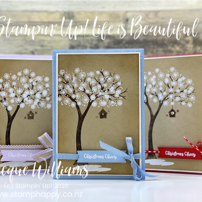 Life is Beautiful – Adaptable Card for Any Occasion!