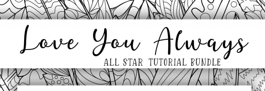 Stampin' Up love you always is perfect for weddings, anniversaries, or valentine's day cards!  Get this 12 tutorial collection free with order with me during February 2021, or purchase below for just $22.50 NZD.   Stamping classes in New Zealand