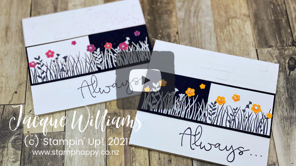 Create a diversity card, celebrating equality and mixed race relationships with the Beautiful Moments stamp set.   Video for the Split Negative Technique also included so you'll know how to get this striking effect.  stamping classes new zealand