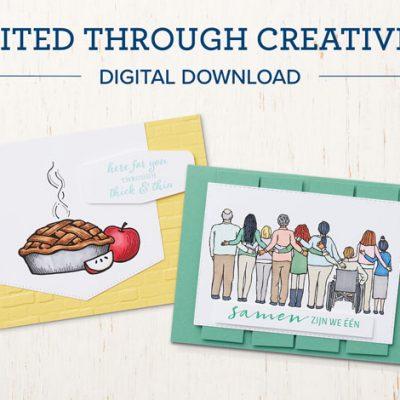 United Through Creativity FREE Digital Download