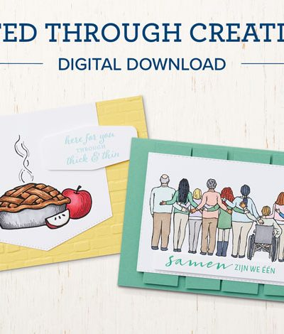 Celebrate diversity and unite through creativity with this FREE digital download from Stampin' Up!