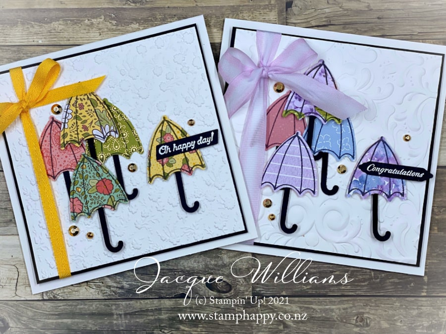 Make a cute card with line art stamped images, printed papers, and a punch!  Paper piecing gives your stamped images even more versatility - and so easy!  Shop online crafting supplies 24/7 at www.stamphappy.co.nz/shop