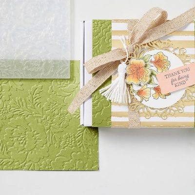 11 Free Tips for Using Your Embossing Folders!