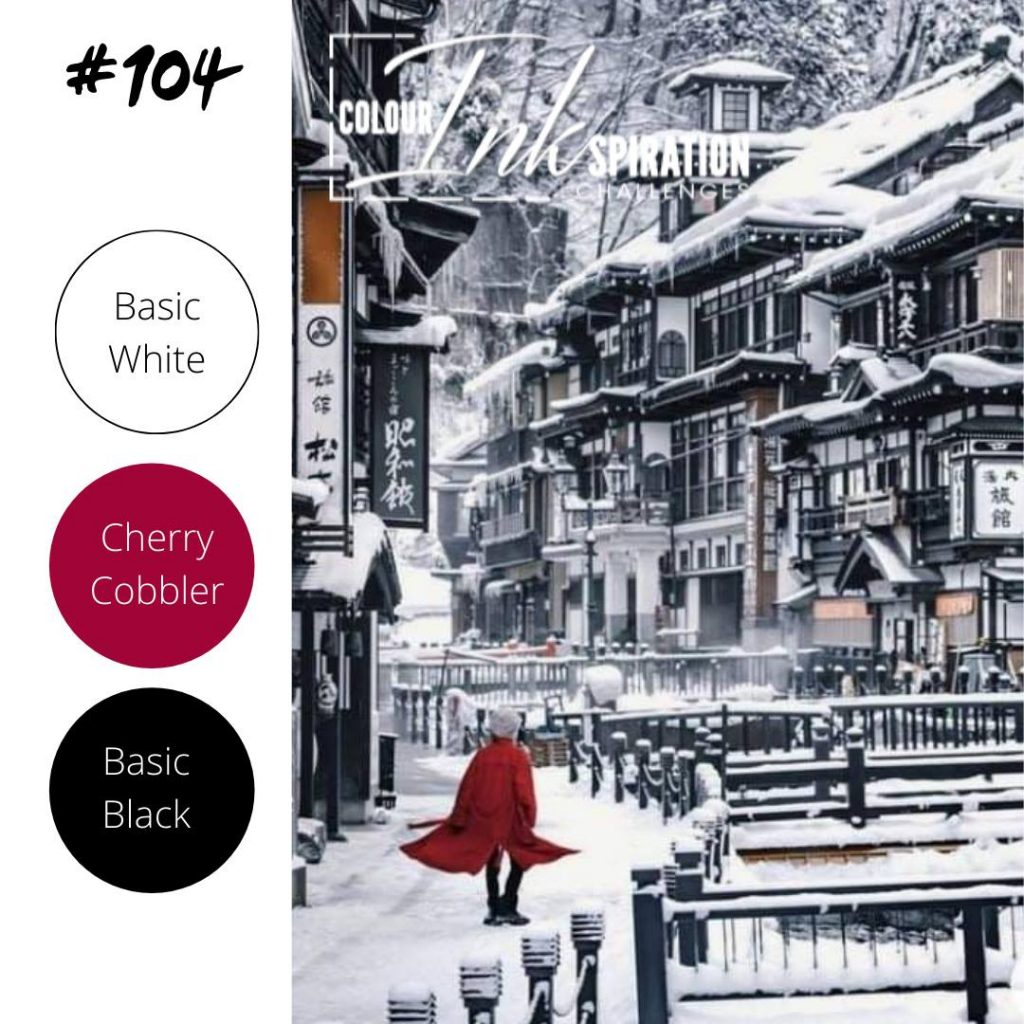 Join the color inkspiration crew with the next color challenge