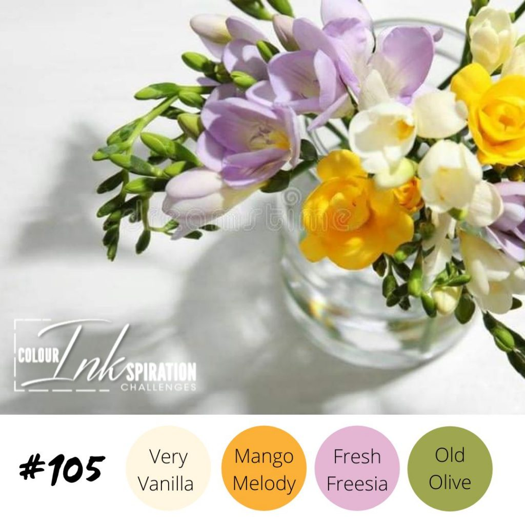 Join the fun color challenge every two weeks using Stampin' Up! colors and images.  Hosted from Australia.