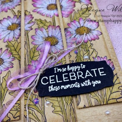 How to Use Watercolor Pencils – with Daisy Garden