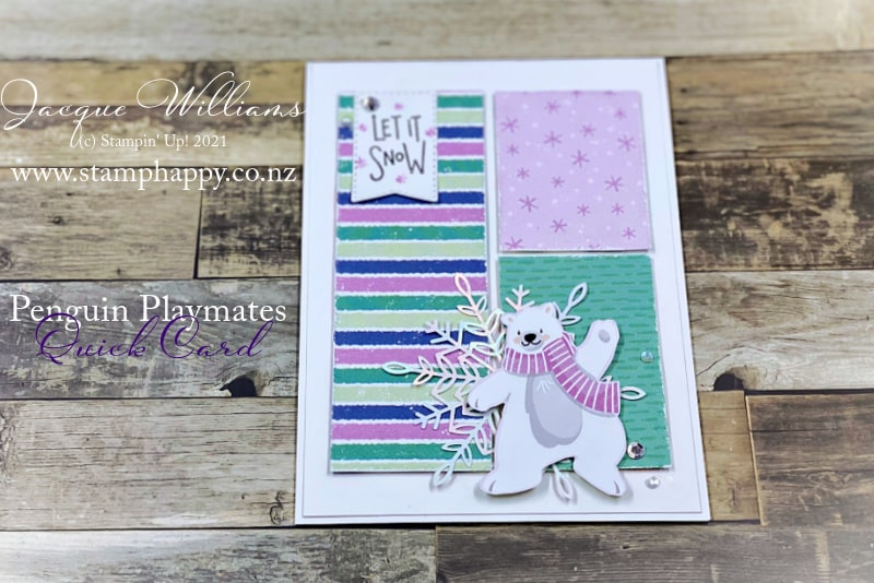 The Penguin Playmates paper are not only super cute and versatile, but they are FREE with purchase!