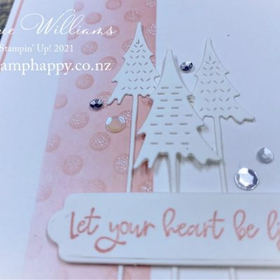 Whimsical Christmas Trees – Clean & Simple Style